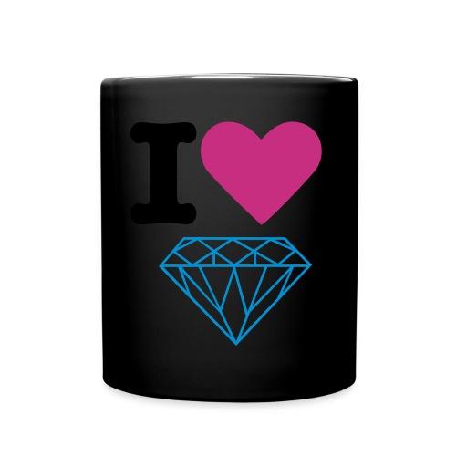 Diamonds - Full Color Mug