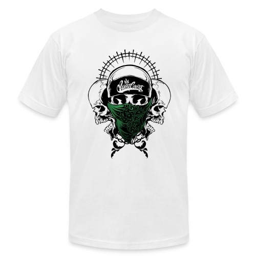 West Coast Hip Hop T-Shirt - Men's Fine Jersey T-Shirt