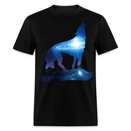 Star Wolf (Lucid Designs) - Men's T-Shirt