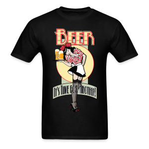 Beer Men's T-Shirt - Men's T-Shirt