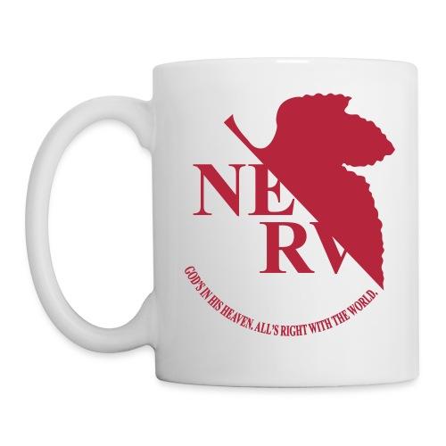 NERV Mug - Coffee/Tea Mug