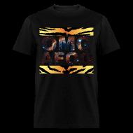 T-Shirts ~ Men's T-Shirt ~ RUN OMG (Galaxy Tiger)