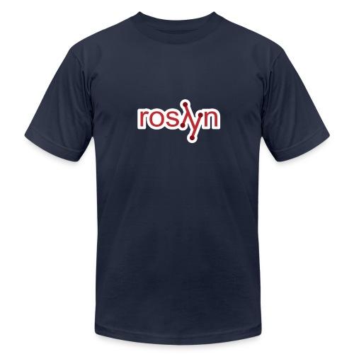Roslyn Men's Tee - Men's Fine Jersey T-Shirt