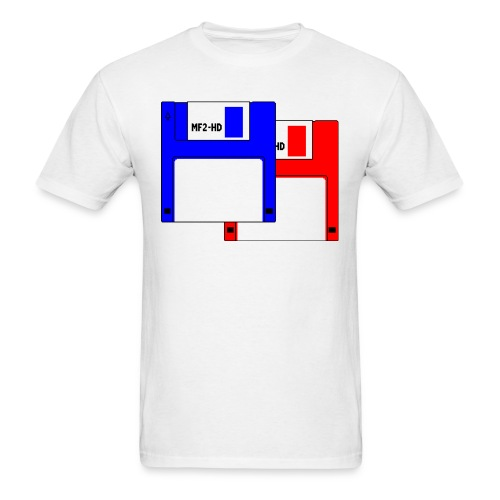 MF-2 HD - Men's T-Shirt
