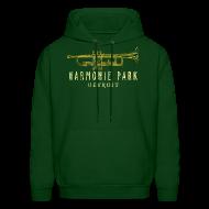 Hoodies ~ Men's Hoodie ~ Harmonie Park Detroit