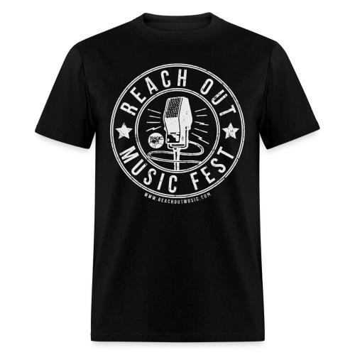 Men's T Black - Men's T-Shirt