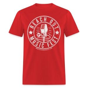Men's T Red - Men's T-Shirt
