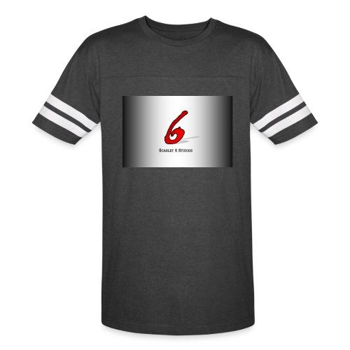Scarlet 6 Studios Sports Shirt - Vintage Sport T-Shirt