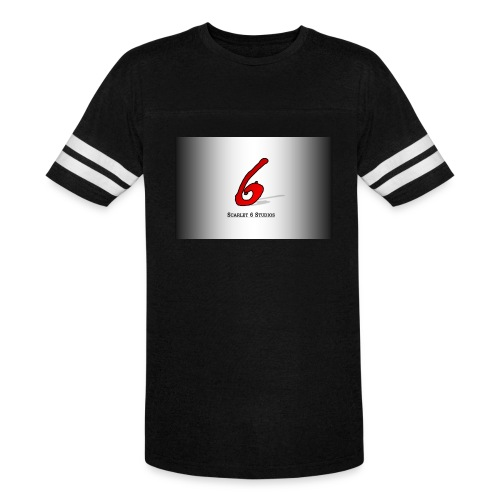 Scarlet 6 Sports Shirt - Red - Vintage Sport T-Shirt