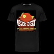 T-Shirts ~ Men's Premium T-Shirt ~ Never Forget