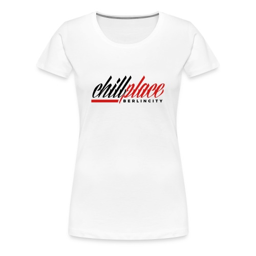chillplace berlin - Women's Premium T-Shirt