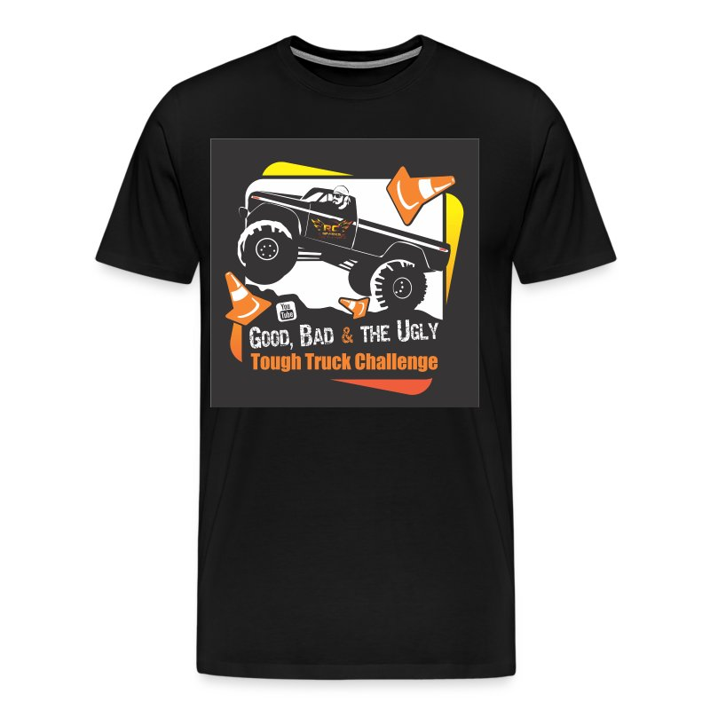 RCSparks Top Truck.png - Men's Premium T-Shirt