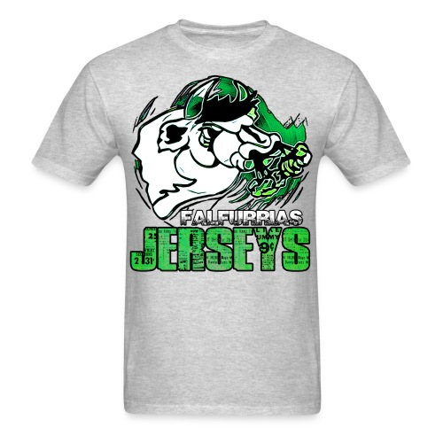 Sketch Bull MENS TEE - Men's T-Shirt