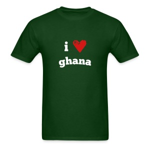 I Love Ghana - Men's T-Shirt