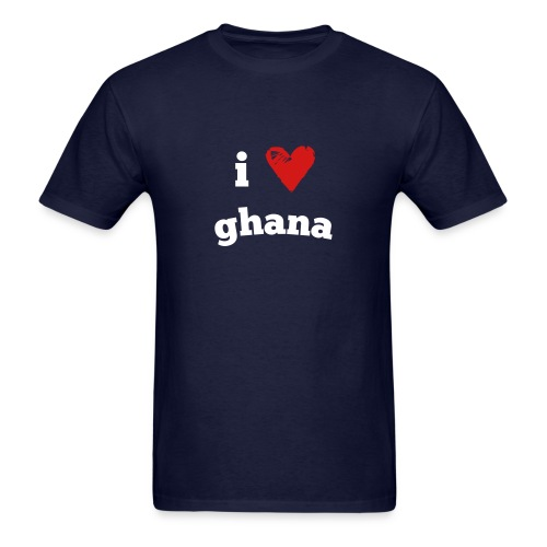 I Love Ghana - Men's T-Shirt