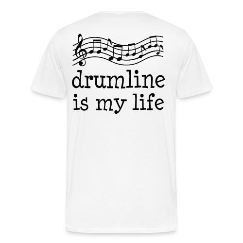Drumline - Men's Premium T-Shirt