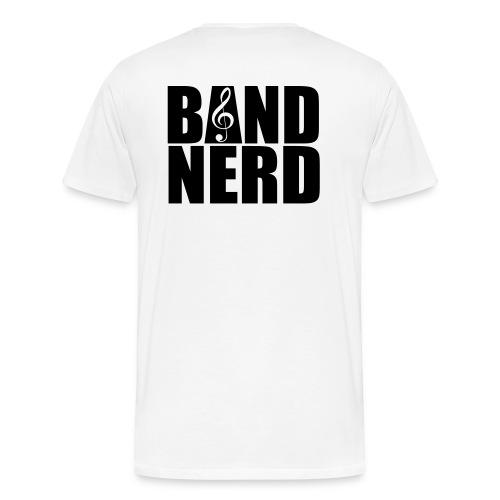 Band Nerd - Men's Premium T-Shirt
