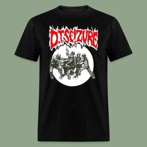 D.T. Seizure - Detox Clinic T-Shirt (men's) - Men's T-Shirt