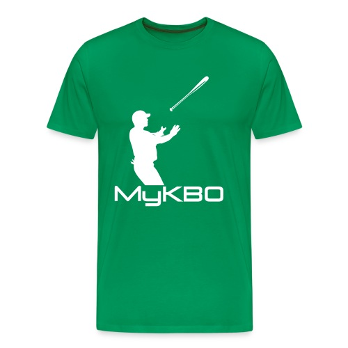 MyKBO Alternate II - Men's Premium T-Shirt