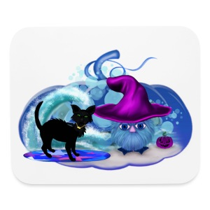 Halloween at the Beach - Mouse pad Horizontal