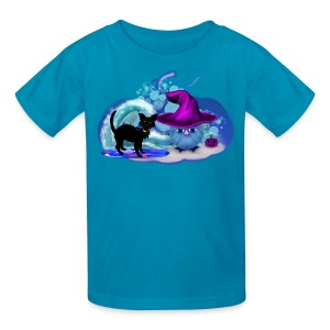 Halloween at the Beach Kids' Shirts - Kids' T-Shirt