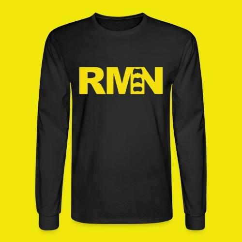 R&M Mens Long Sleeve - Men's Long Sleeve T-Shirt