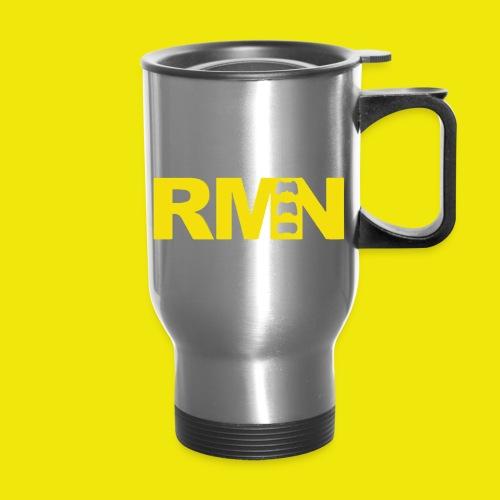 R&M Coffee Mug - Travel Mug