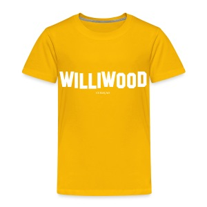 Williwood Design - free color selection - Toddler Premium T-Shirt