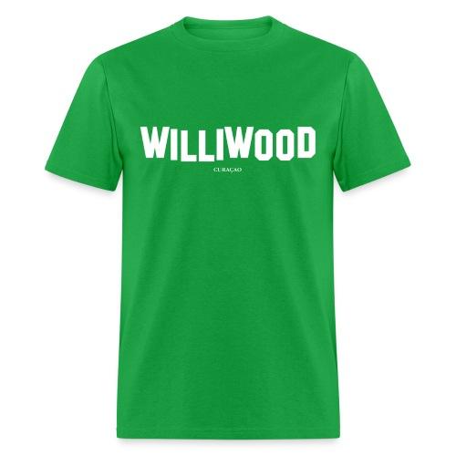 Williwood Design - free color selection - Men's T-Shirt