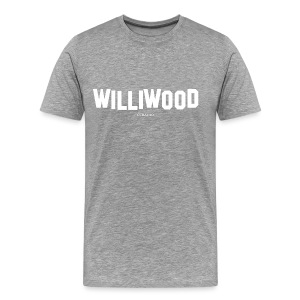 Williwood Design - free color selection - Men's Premium T-Shirt