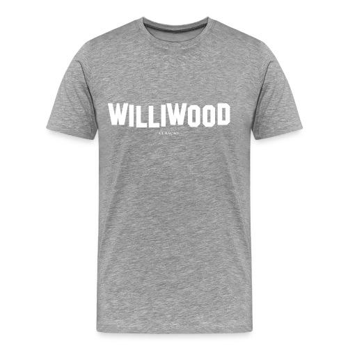 Williwood Design - free color selection - Men's Premium T-Shirt
