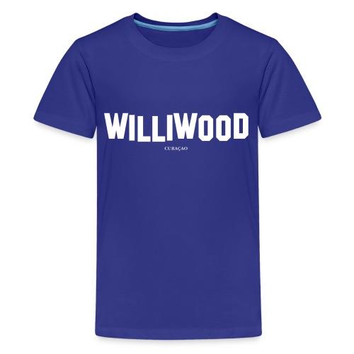 Williwood Design - free color selection - Kids' Premium T-Shirt
