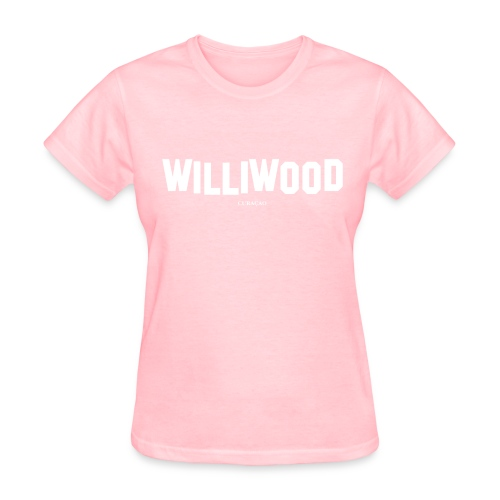 Williwood Design - free color selection - Women's T-Shirt