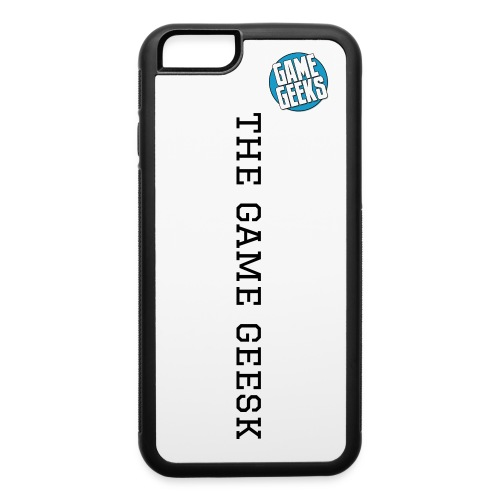 game geeks iphone 6s phone case - iPhone 6/6s Rubber Case