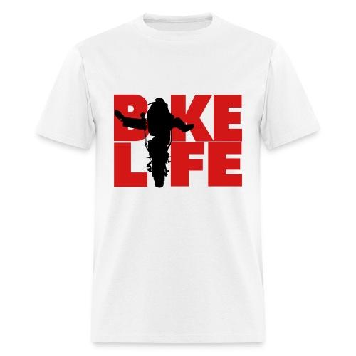 Bike Life - Men's T-Shirt