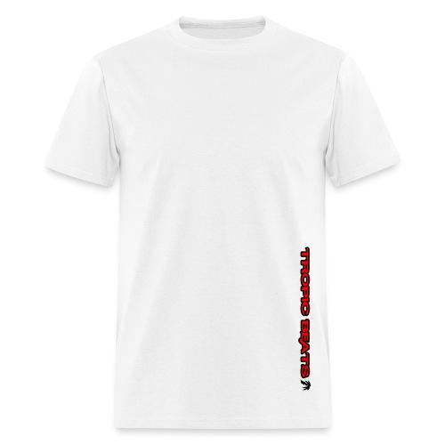 Tropic Beats Side  - Men's T-Shirt
