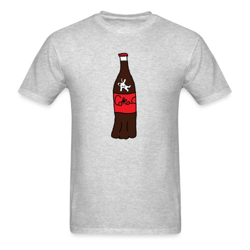 Spaceman Soda - Men's T-Shirt