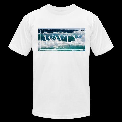 Wavey Tee - Men's Fine Jersey T-Shirt