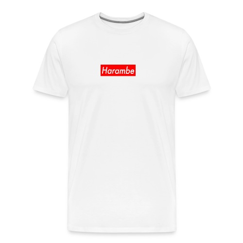 Harambe T-Shirt - Men's Premium T-Shirt