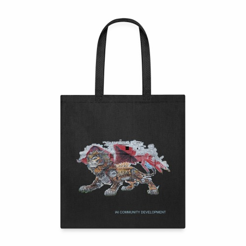 Interactive America Bag - Detroit Lion - Tote Bag