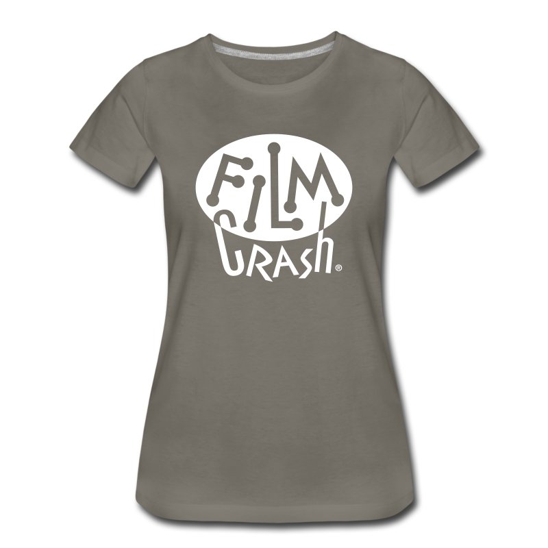 Film Crash T-shirt - Women's Premium T-Shirt