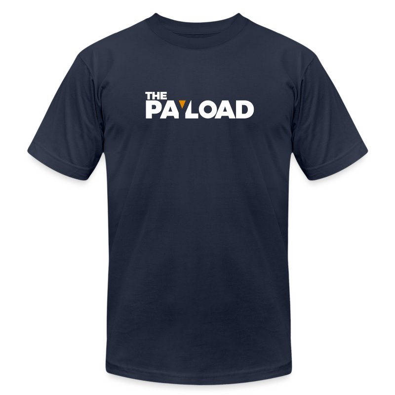 The Payload Podcast Men's - Men's T-Shirt by American Apparel