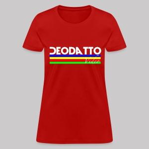 Women's Deodatto Video Shirt - Women's T-Shirt