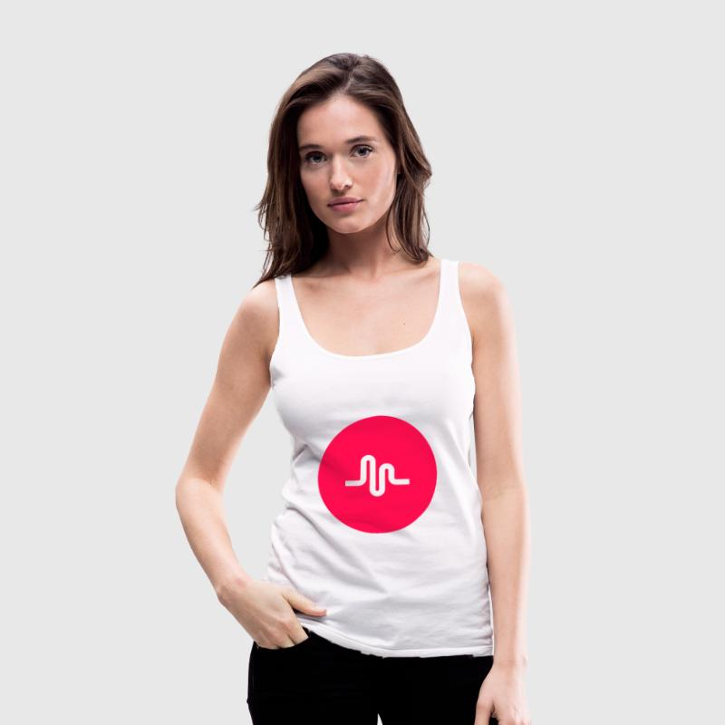 musically Tanks - Women's Premium Tank Top