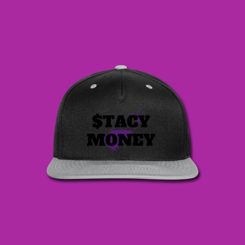 STACY MONEY LEAN BOTTLE SNAPBACK - Snap-back Baseball Cap