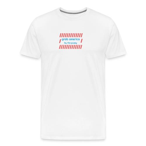 Grab America - Tee - Men's Premium T-Shirt