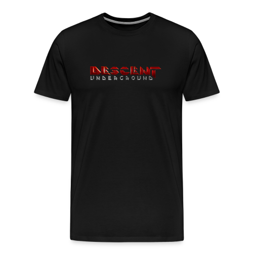 Descent: Underground T-Shirt - Men's Premium T-Shirt