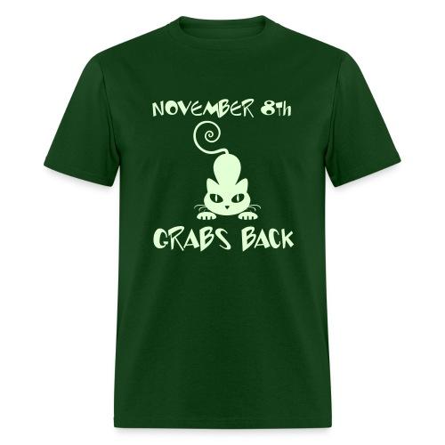 Men's T-Shirt - pussy