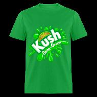 T-Shirts ~ Men's T-Shirt ~ KaliMist Gang Green T shirt