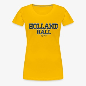 Ladies Holland Hall - Aggie Pride Tee - Women's Premium T-Shirt